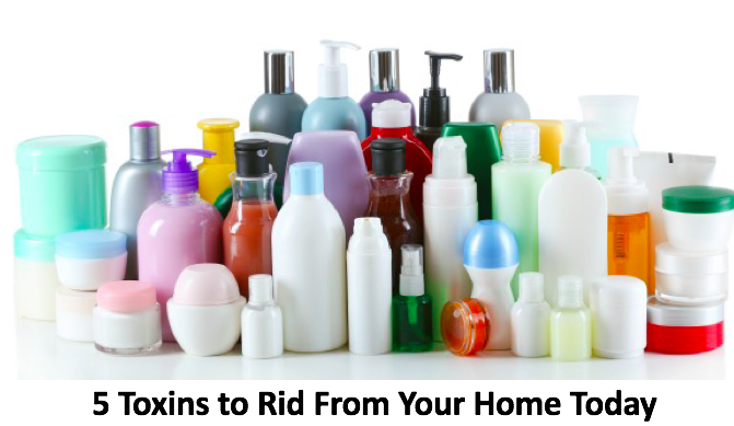 5 Toxic Chemicals in Personal Care Products to Avoid