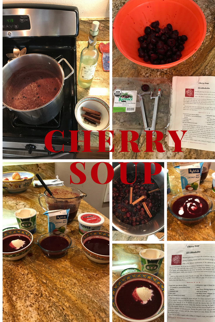 Cherry Soup Recipe