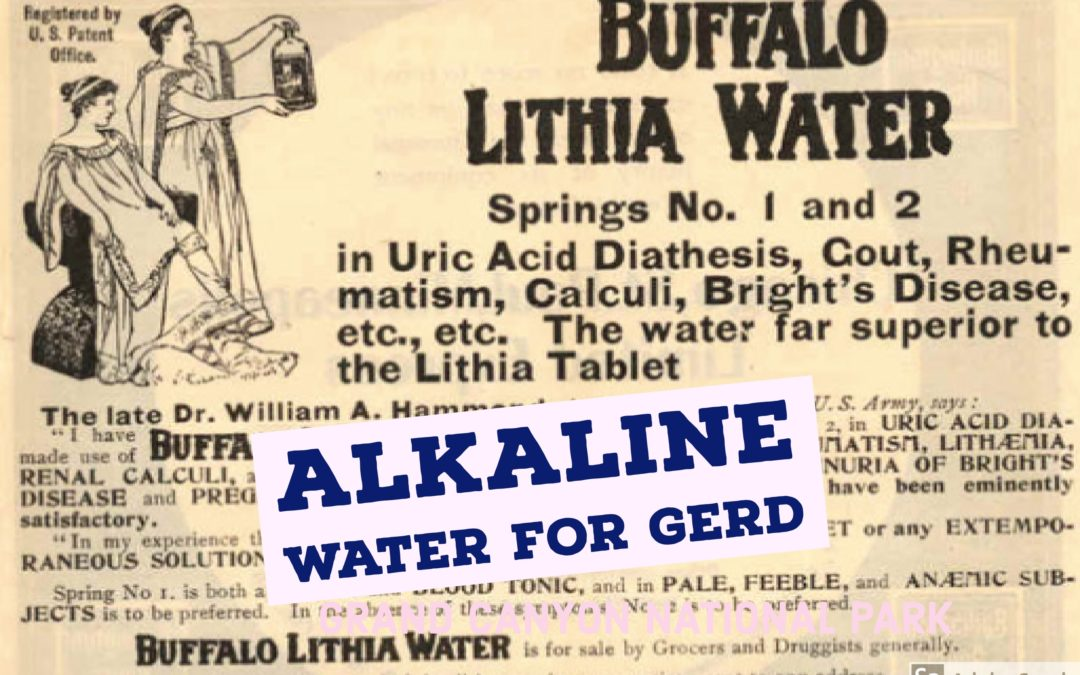 Alkaline Water gets the PubMed Treatment (It Works!)