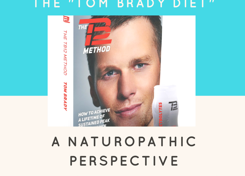 The Tom Brady Diet Demystified